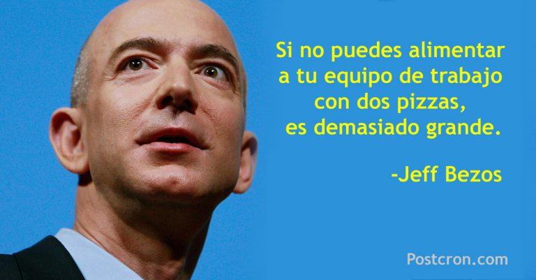 Cita de Jeff Bezos