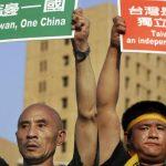 China vs Taiwan
